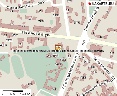 Сайт Матронушки